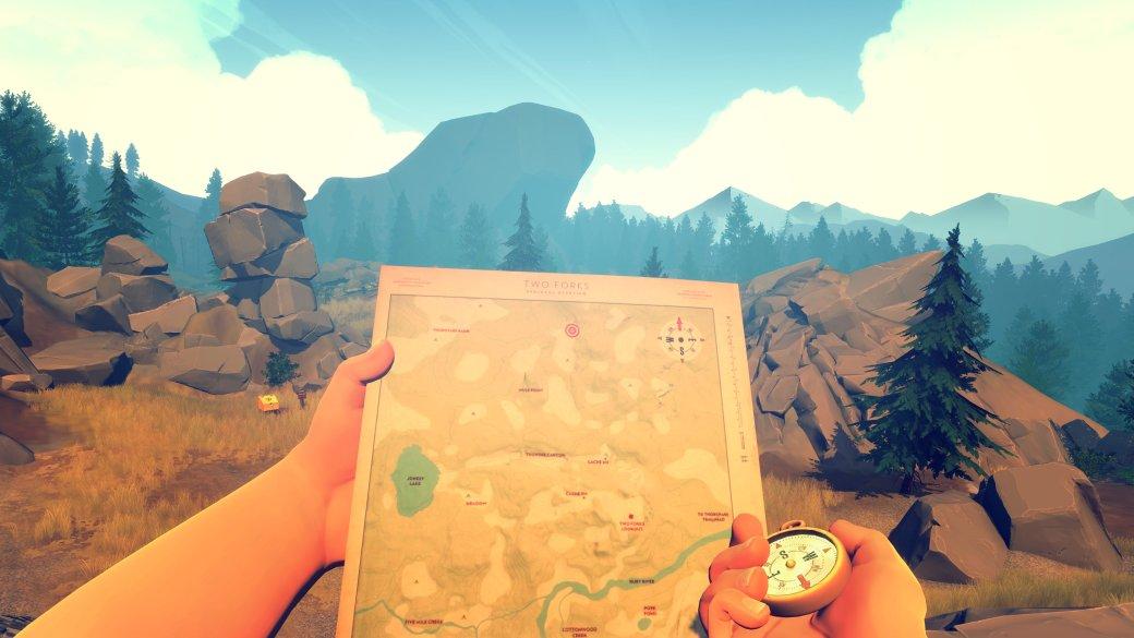 Как инди-игры меняют локальный мультиплеер— напримере Kentucky Route Zero, Firewatch идругих