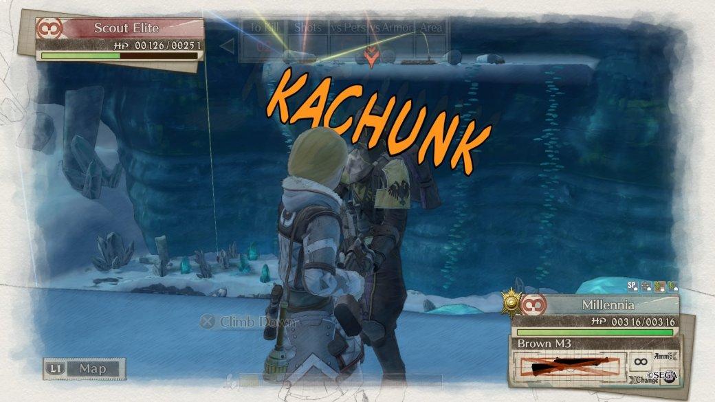 Рецензия на Valkyria Chronicles 4