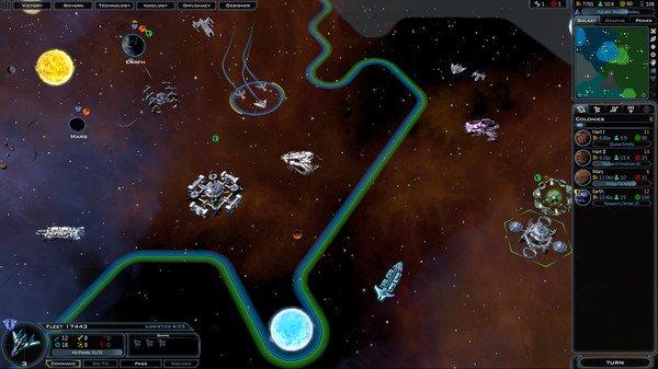 Первое дополнение для Galactic Civilizations 3 выйдет в феврале