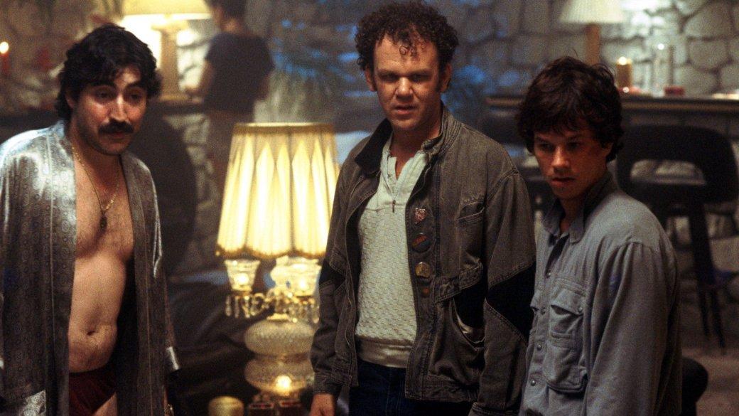 Шесть фильмов опорноиндустрии вразных жанрах: отбайопика докомедии