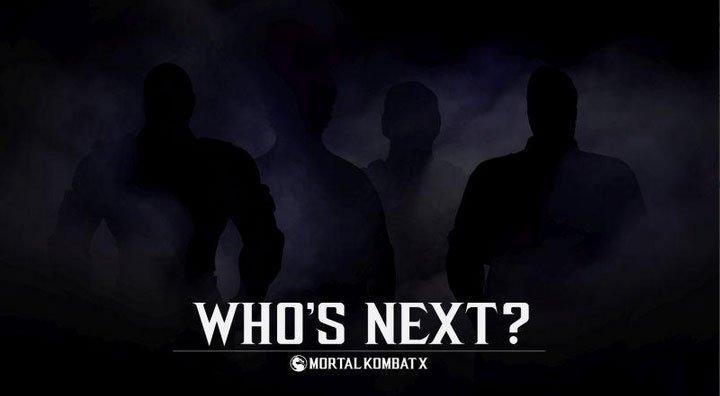 Новые бойцы появятся в Mortal Kombat X в следующем году