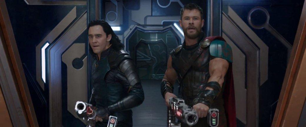Разбор нового трейлера фильма «Тор: Рагнарек»: Тор бросает вызов Хеле