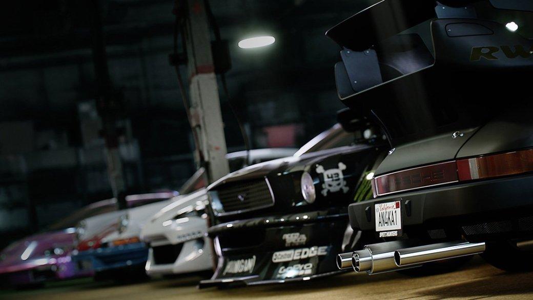 Новая Need for Speed выйдет в2017-м, ивней будут тюнинг иполиция