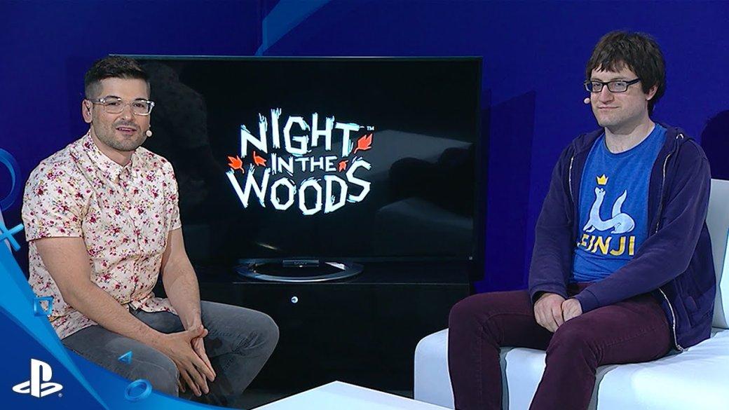 Обвиненный в изнасиловании автор Night in the Woods ушел из жизни