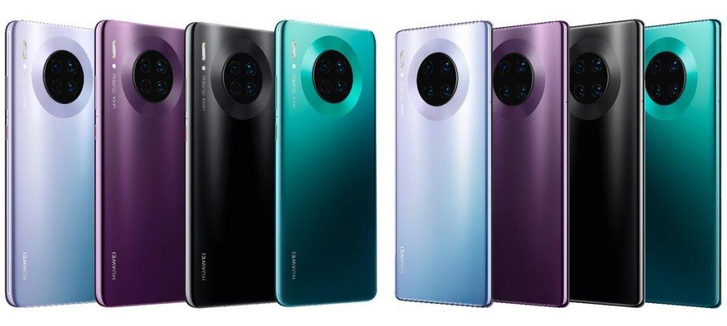 Флагманы Huawei Mate 30 невыйдут вЕвропе из-за отсутствия сервисов Google