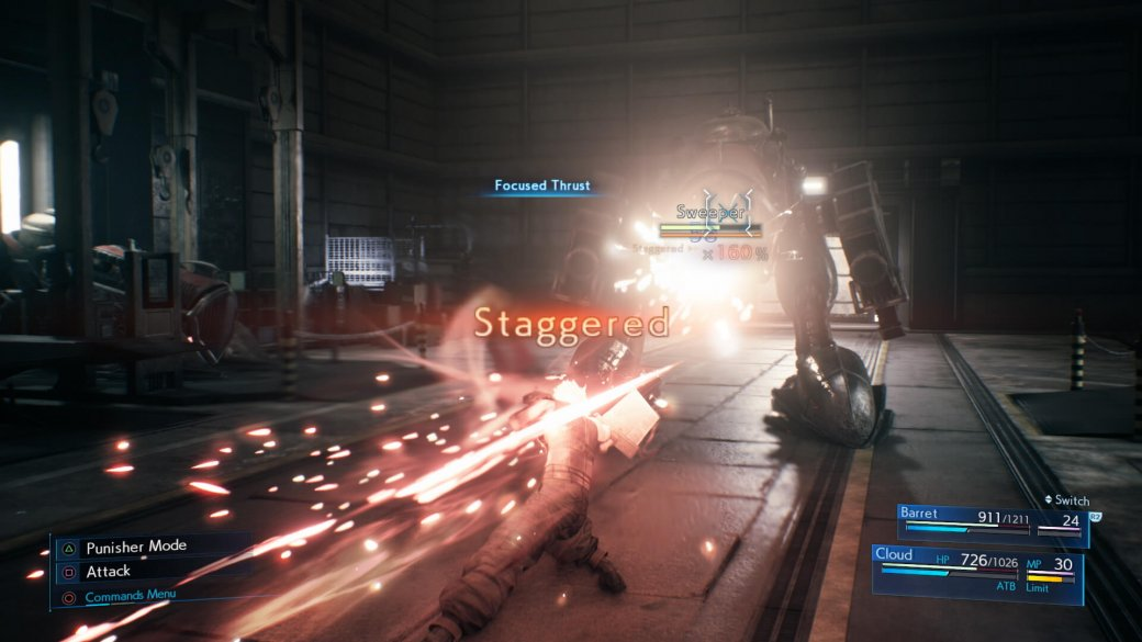 Final Fantasy VII Remake— стоитли играть, если незнаком соригиналом идругими JRPG?