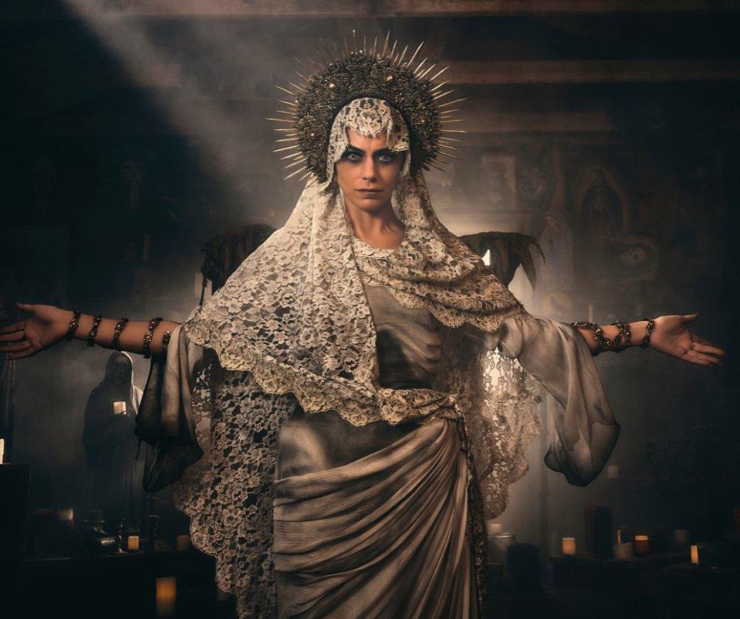 Впечатления отсериала «Страшные сказки: Город ангелов». Теперь без Евы Грин иснацистами