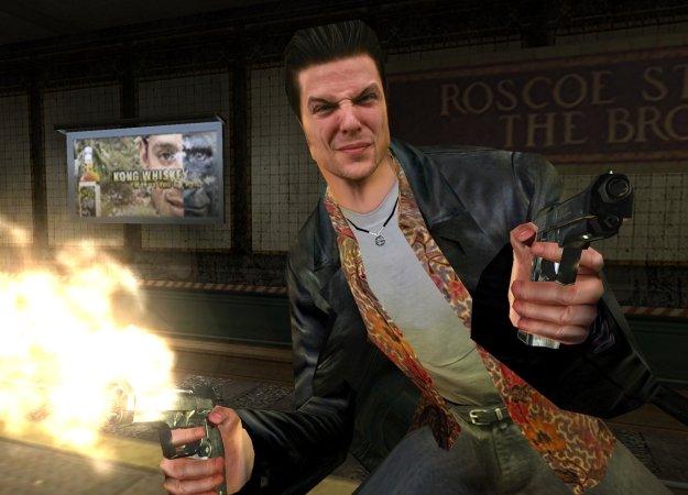 Как выгляделабы Max Payne, еслибы вышла для PS1 в1996 году