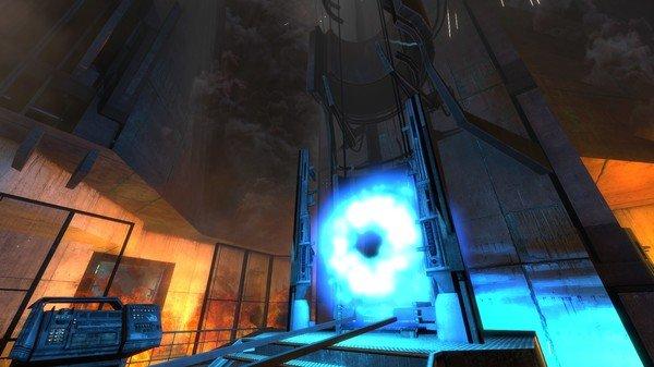 Вышел официальный спин-офф Half-Life