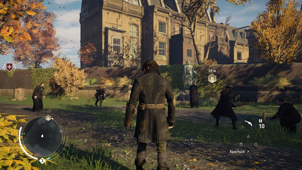 Рецензия на Assassin's Creed: Syndicate
