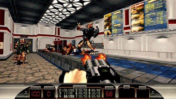 Duke Nukem 3D: Megaton Edition появился в Steam