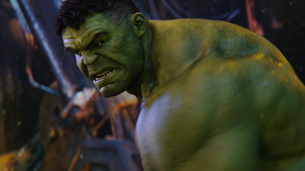 Джо Руссо рассказал, почемуже Танос все-таки сумел победить Халка в«Войне Бесконечности»
