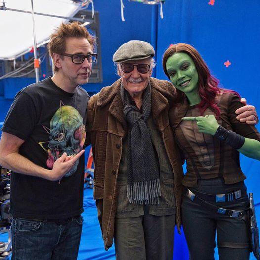 Из камео в звезды: Стэн Ли намерен сыграть главную роль в кино Marvel!