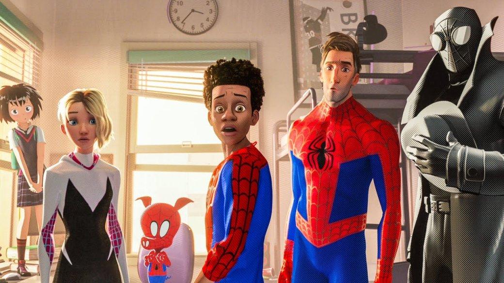 Три киношных Человека-паука иГвен-паук— это фанатские постеры фильмов омультивселенной Marvel