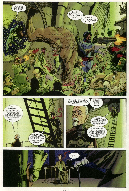 Киноребут LXG — повод перечитать гениальную серию комиксов Алана Мура