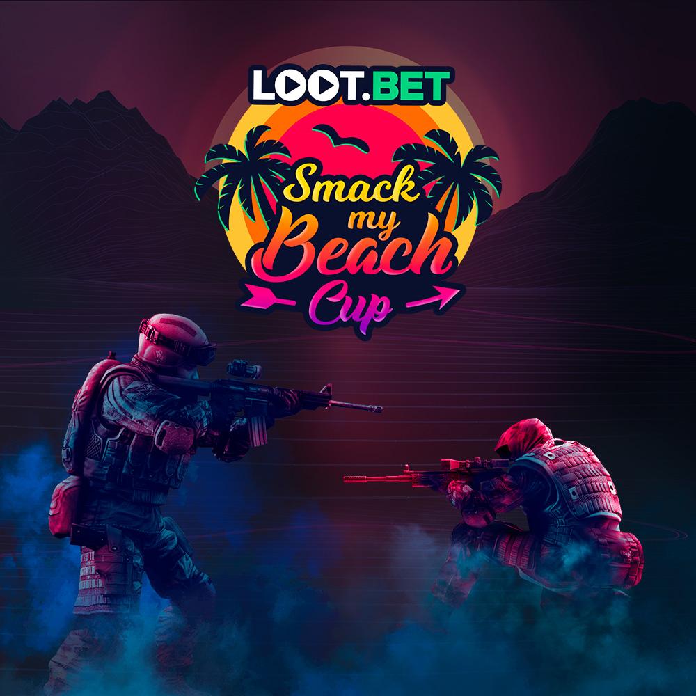 Анонсирован турнир LOOT.BET Smack My Beach Cup по CS:GO с участием Vega Squadron и Virtus.Pro