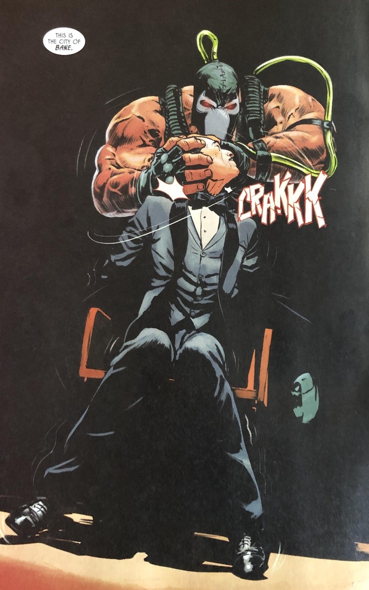 Дворецкий Бэтмена получит собственный комикс. Очем онрасскажет?