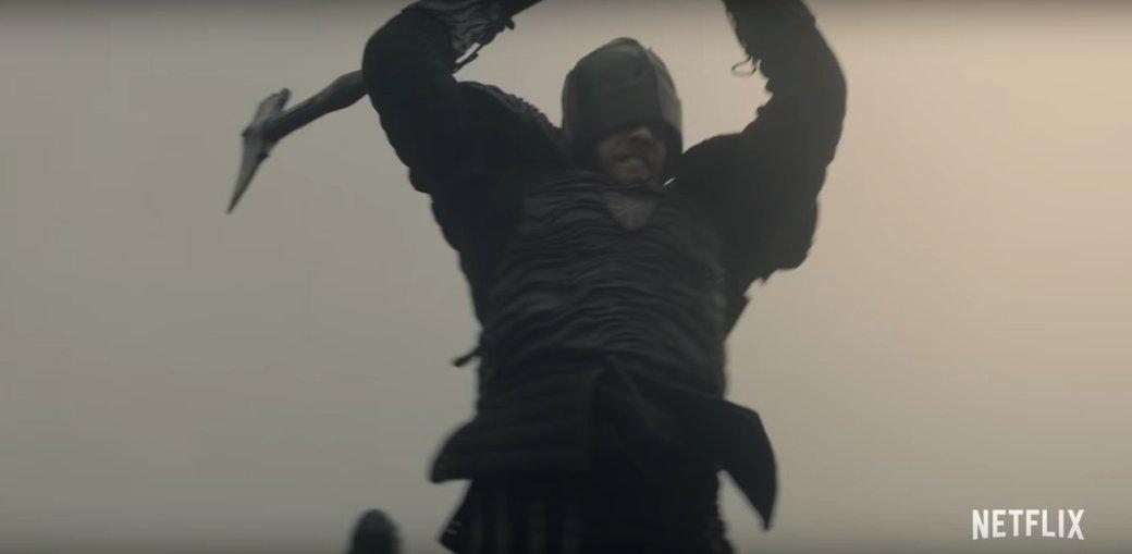 Геральт без Плотвы иНиксель Пиксель: что показали вновом тизер-трейлере сериала «Ведьмак»