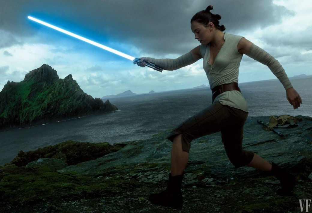 Режиссер The Last Jedi ответил на обвинения во вторичности (без мата)