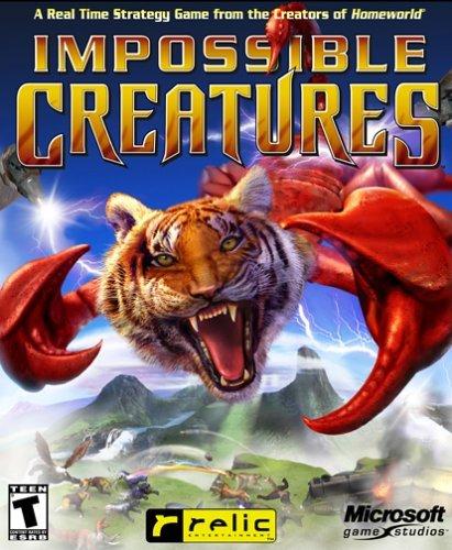 Привет из нулевых: Impossible Creatures появилась в Steam