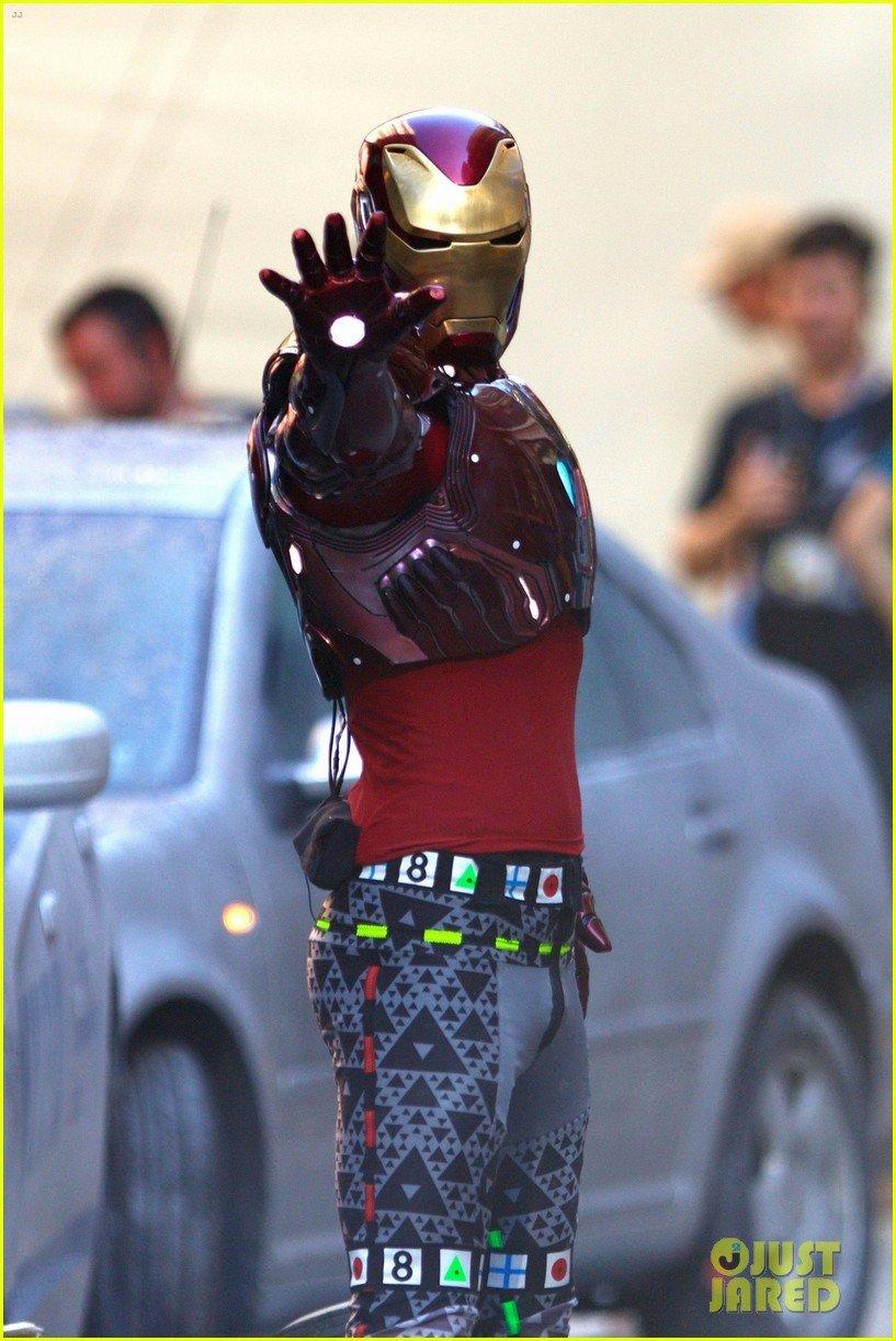 Как выглядит новаяброня Железного человека в«Войне Бесконечности»?