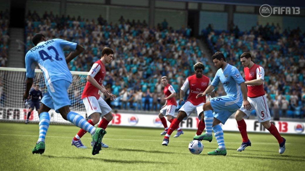 Рецензия на FIFA 13