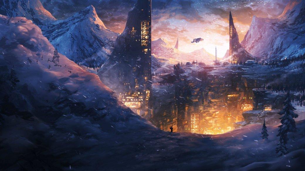 Endless Space получил бесплатное DLC Lights of Polaris