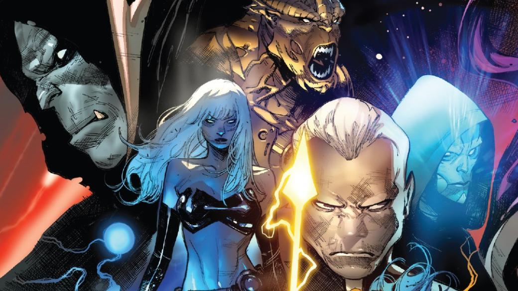 УЧерного ордена появится собственный комикс, нонаэтот раз без Таноса