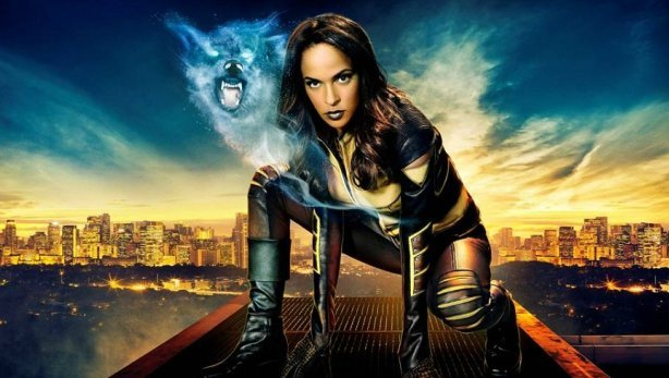 В «Стреле» появится Виксен —темнокожая героиня из мультфильма