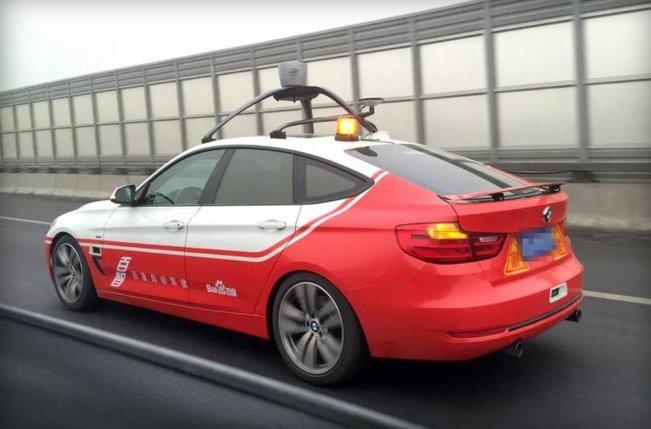 Samsung и Baidu тоже создают самоуправляемые автомобили