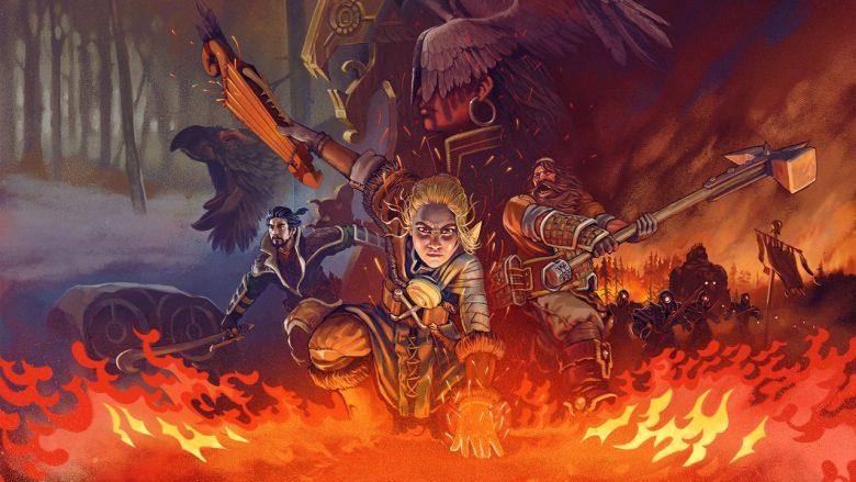 Iron Danger— тактическая игра молодой финской студии Action Squad, обладающая крайне неожиданным сеттингом. Внем авторы объединили привычное фэнтези, финский фольклор имагию, позволяющую управлять временем. Рассказываем, что имудалось, ачто— неочень.