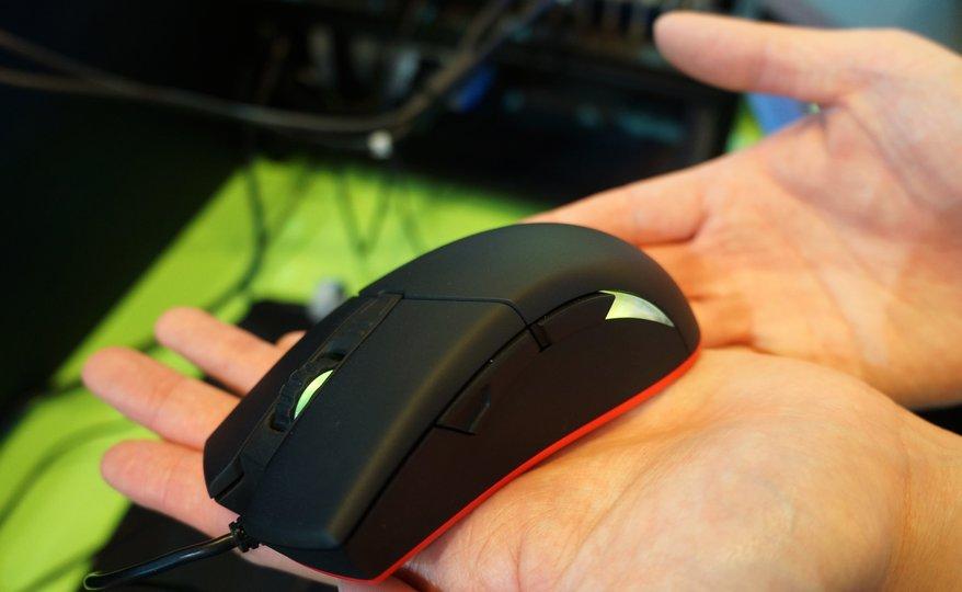 В системных требованиях для игр могут появиться характеристики мыши