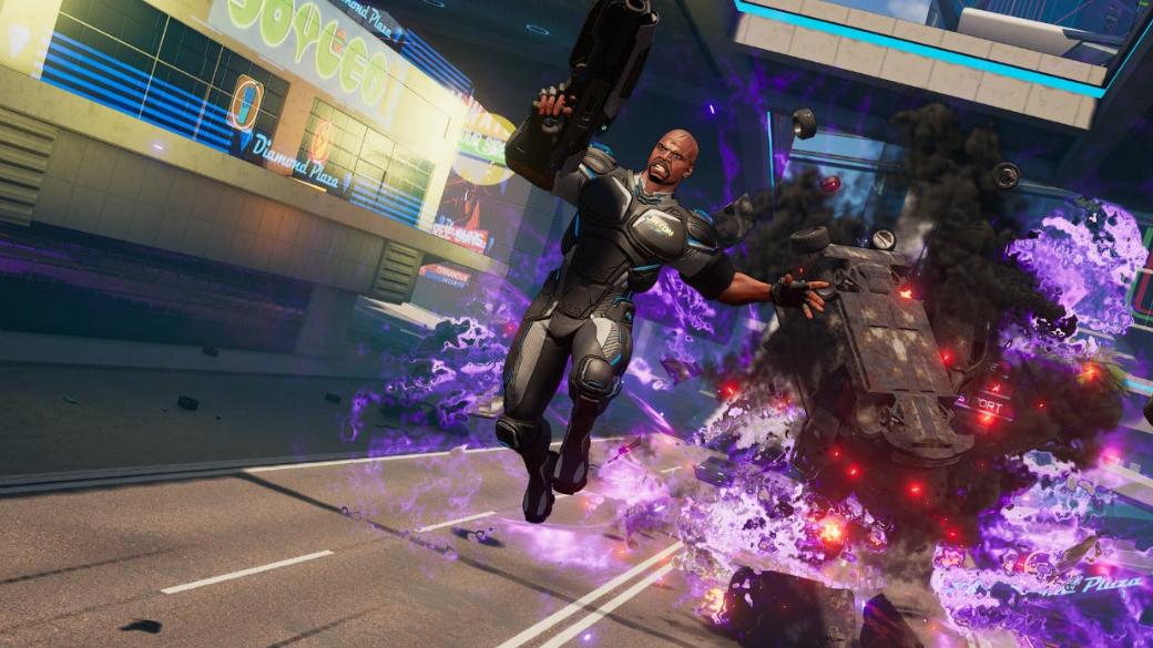 «Crackdown 3 напоминает странный пережиток 2007 года» — первые впечатления критиков от игры