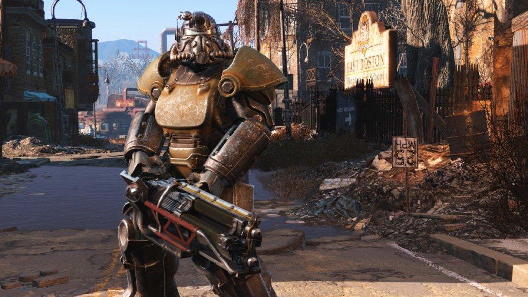 Патч к Fallout 4 для PC устранил баг с расчленением заживо