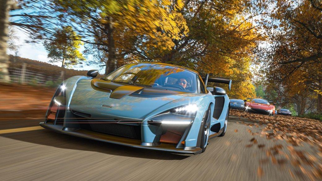 Forza Horizon 4 уже сейчас выглядит, как лучшая аркадная гонка насвете. Поездки исоревнования напросторах Британии. Динамическая смена времен года. Мир, покоторому стобой катаются десятки других игроков. Игру стоит ждать хотябы ради возможности проехаться насамом экстремальном суперкаре Mclaren Senna! Ивсе это втрадиционной для серии атмосфере отвязного музыкального фестиваля смашинами.