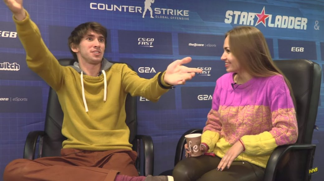 Самое короткое интервью сDendi (нам хватило 386 символов)