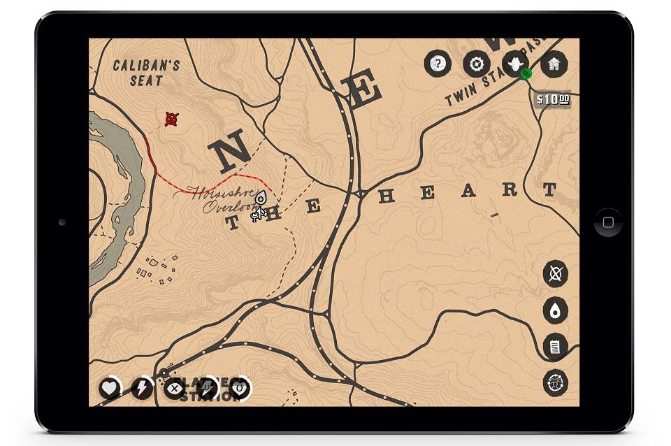 Rockstar выпустит приложение-компаньон для Red Dead Redemption2