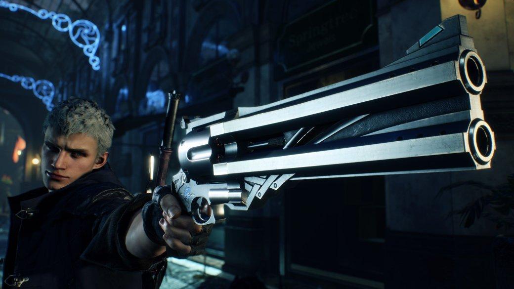 Кажется, Capcom в2019 году твердо намерена доказать, что создает лучшие игры. Зашла она скозырей— сремейка Resident Evil 2, который оказался непросто отличным, аэталонным переосмыслением классики. Наэтом компания инедумает останавливаться, ведь вмарте студия выпустит долгожданную пятую часть Devil MayCry. Ожидания завышены докритической отметки, ведь Devil May Cry 4 вышла 10 лет назад! Исудя повторой демоверсии, возвращение Неро иДанте станет главным игровым событием марта.