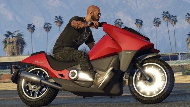 На игрушки из нового DLC для GTA Online уйдет $8 млн
