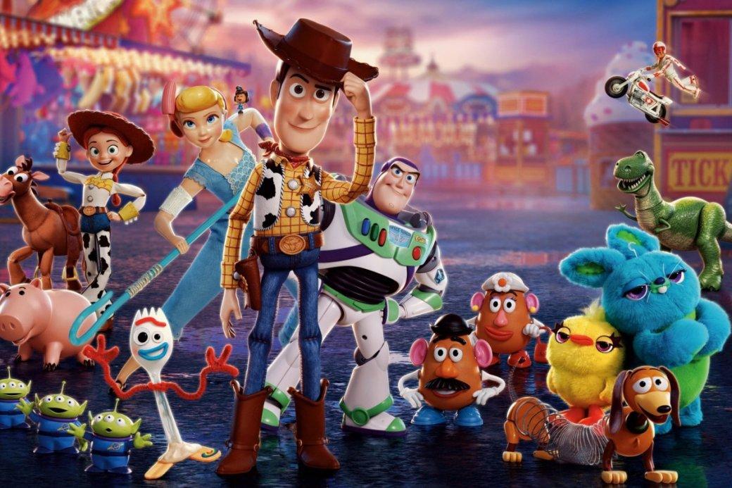 Год Disney продолжается— пятым миллиардником студии стала «История игрушек4»