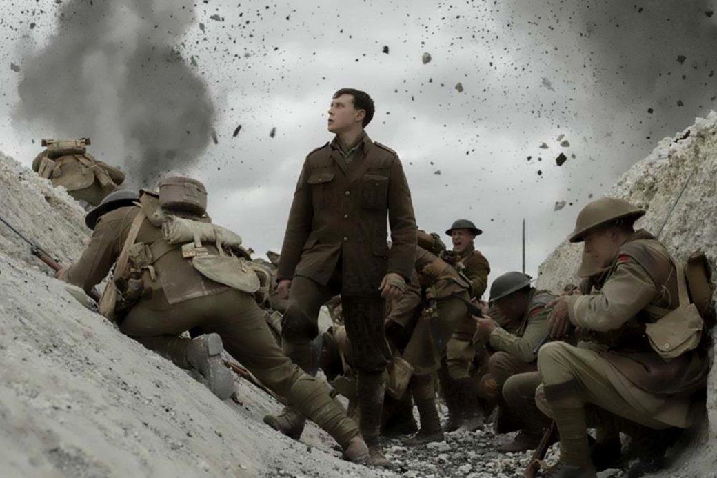 30января наэкранах российских кинотеатров стартует военная драма Сэма Мендеса «1917». Мыуже побывали напресс-показе иделимся мнением.