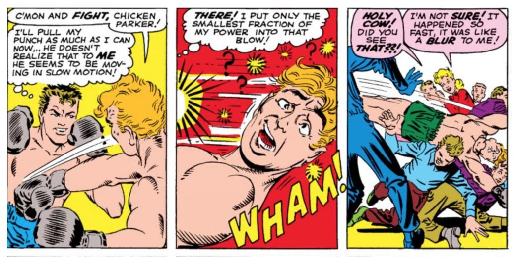 Изшкольного задиры всупергерои. Как менялся образ Флэша Томпсона вкомиксах?