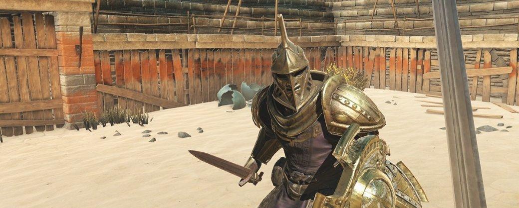 The Elder Scrolls: Blades больше несломана, ноэто все еще мобильная F2P-игра