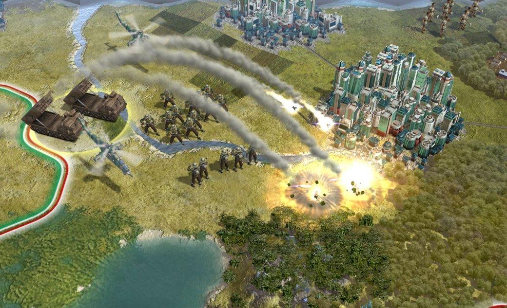 Самая большая сессия в Civilization 5 закончилась крахом