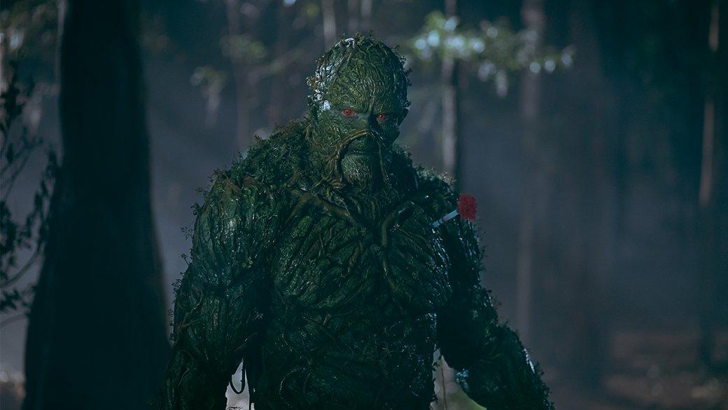 1августа завершился первый— ипоследний— сезон «Болотной твари» (The Swamp Thing) отпотокового сервисаDC. Смоглили производственные проблемы повлиять накачество сериала?