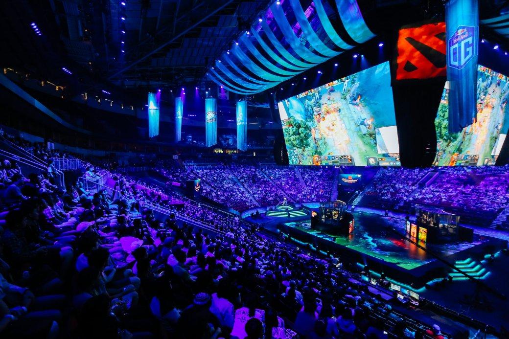 The International— лучший киберспортивный турнир?
