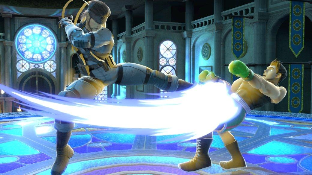 Рецензия на Super Smash Bros. Ultimate