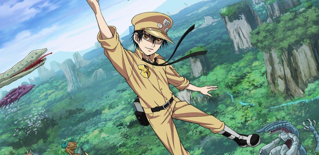 One Punch Man идругие главные аниме-сериалы весеннего сезона 2019