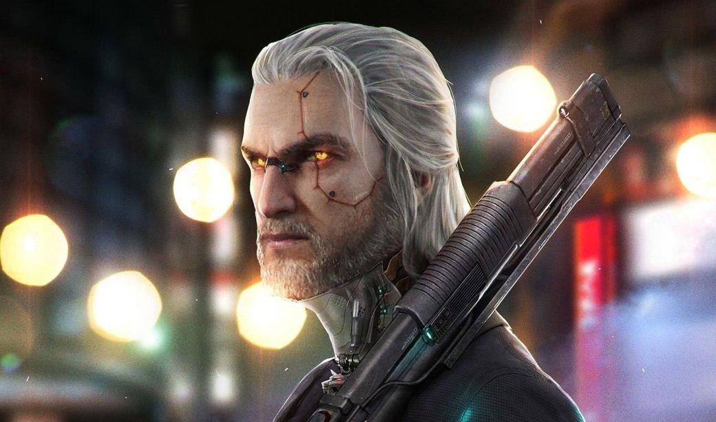 ВCyberpunk 2077 будет нетолько различный огнестрел. Можно бегать скатаной!