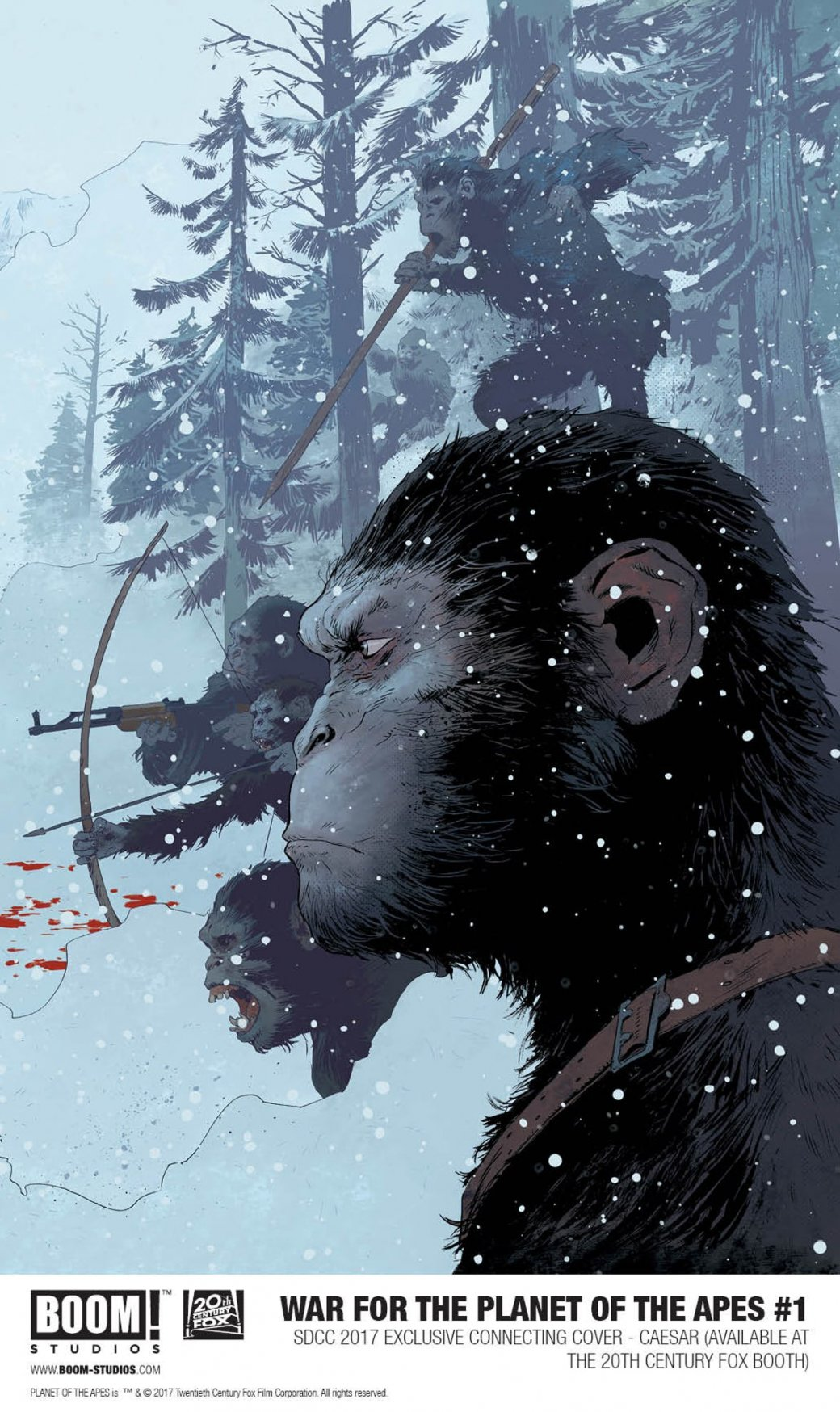 Приквел к новой «Планете обезьян» расскажет, что было между фильмами